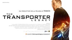 Recensione The Transporter Legacy