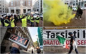 """Taxi, sciopero nazionale il 22 ottobre. Sindacati: """"Chiediamo regole su app  e abusivismo"""""""