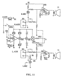patent us7251335 self contained mp3 player and earphones patent drawing