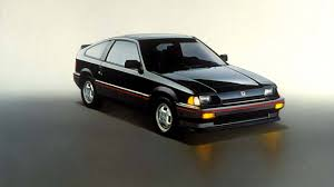 The Honda CRX is a Future Classic Car - Honda CRX is an Affordable ...