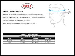 Bell Fraction Youth Helmet