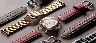 watch straps the complete guide to every great style