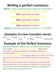 Essay Summary Examples Article Summary Template Pdf Google Search Informative