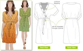 Dress Sewing Patterns Gorgeous Jade Dress Style Arc