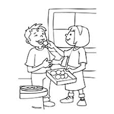 Small Picture 10 Diwali Coloring Pages For Toddlers