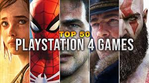Top 50 PlayStation 4 Games ...