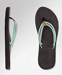 these sandals were created by two brothers who had an extreme pion for surfing so