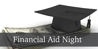 Image result for high school financial aid night