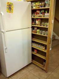 Kitchen Spice Organization Beside The Fridge Storage D I Y Pinterest Posts Fridge