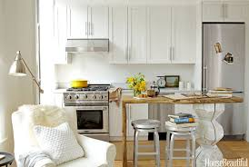 Kitchen Design, Charming White Rectangle Modern Wood Kitchen Designs For Small  Kitchens Stained Design: