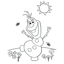 Small Picture Frozen Anna Coloring Page Free Printable Pages With zimeonme