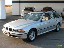 BMW 5 Series bmw 5 series 2000 : 2000 Titanium Silver Metallic BMW 5 Series 528i Wagon #16330321 ...