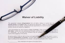 Legal Liability Waiver Form Liability Waiver 24