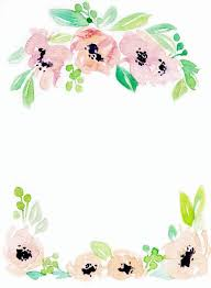 Download Borders For Publisher Downloadable Floral Border 3 Art Floral Border Border Design