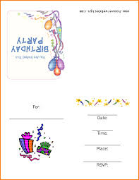 Birthday Party Invitation Template Word Free Party Invitation Template Word Best Of Th Birthday Party Invitations