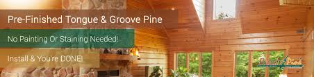 ready pine is a fast and convenient way to install your tongue and groove pine for ceilings and walls why not install the walls and ceilings like you do