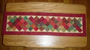 Easy Quilting Table Runners • Table Runners & Table Runner New 67 Table Runner Free Pattern Easy inside sizing 1489 X 825 Adamdwight.com