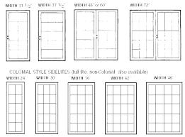 standard interior door dimensions standard bedroom door width standard indoor door sizes standard interior door width