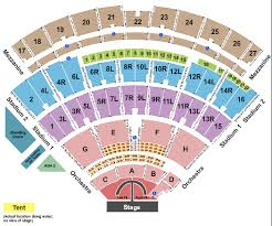 Nikon Seating Chart Nikon Jones Beach Theater Virtual Seating Chart Best Of