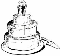 cutting the wedding cake clipart. Delighful Clipart On Cutting The Wedding Cake Clipart U