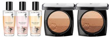 lane summer bliss makeup collection for summer 2016 belle de teint