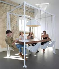 house furniture design ideas. 4. Swing Set Table House Furniture Design Ideas