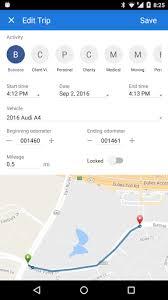 Triplog 2 0 Mileage Tracker For Android Bestapptip
