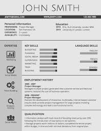 Infographic Resume Template Venngage Business 2018 12a5c1bb 1f47