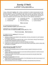11 Special Education Teaching Resume Phoenix Officeaz