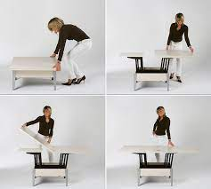 convertible table coffee table