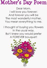 Small Picture 20 Adorable Mothers Day Poems Unique Viral