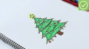 christmas tree drawing outline. Delighful Christmas 9 Color The Christmas Tree  Inside Drawing Outline I