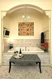 builtin bathtub remodeling romance in the bath built vs