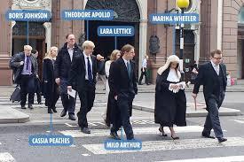 How many children does boris johnson have? Who Are Boris Johnson S Six Children From Wilfred Lawrie Nicholas Johnson To Lara Lettice