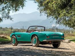 RM Sotheby's - r219 1957 BMW 507 Roadster Series I