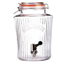 <b>Диспенсер для напитков Vintage</b> 8 л от Kilner (арт. K_0025.766V ...