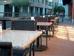 Restaurant Patio Furniture Outdoor mercial Patio Guidelines