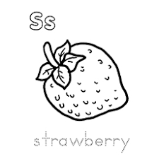 Strawberry Shortcake Printable Coloring Pages Funycoloring