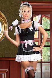 FREE SHIPPING Sexy French Maid Waitress Servant Costume Bedroom Outfit Fancy  Dress Costume On Aliexpress.com | Alibaba Group