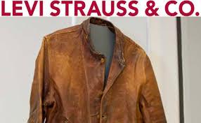 levi s acquires iconic einstein leather jacket