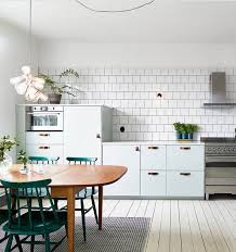 superfront designanufactures doors for ikea s metod and faktum kitchens shown is a faktum