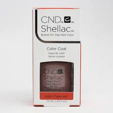 CND - <b>CND Shellac</b> UV Color <b>Satin</b> Pajamas .25oz - Walmart.com ...