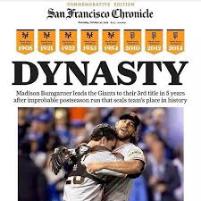 Collecting Toyz: Congrats to the SF Giants! 2014 World Series ... via Relatably.com
