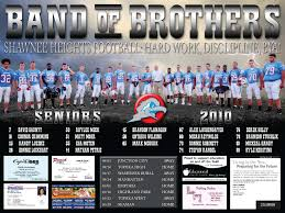 Shhs 2010 Football Poster Cottonwood Whispers
