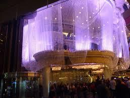 chandelier bar las vegas style