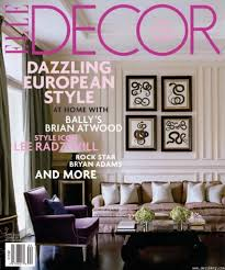 Small Picture Home Interior Magazines Inspiration Decor Cool Home Decor