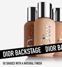 Dior Backstage Face Body Foundation Complexion Make Up
