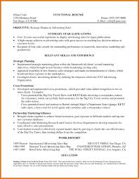 Summary On A Resume Modern Bio Resumes