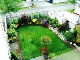 Small Picture Eager Mobile Home Front Yard Ideas Small Landscape Exterior