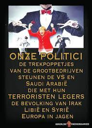Afbeeldingsresultaat voor nederlands regering steunt witte helmen in syrie cartoon